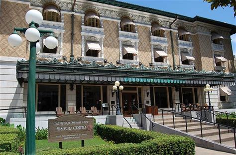 Learn more about Fordyce Bathhouse Visitors Center
