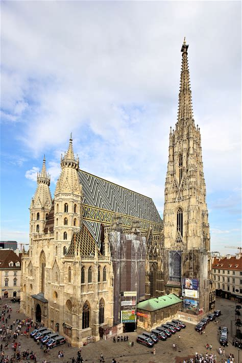 Learn more about St. Stephen's Cathedral, Vienna