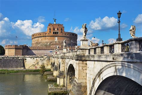 Learn more about Castel Sant'Angelo