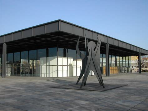 Learn more about Neue Nationalgalerie