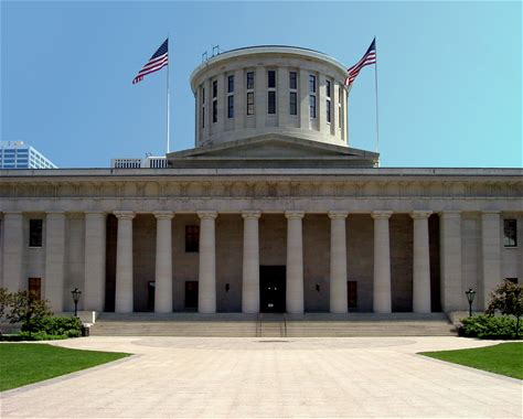 Learn more about Ohio Statehouse