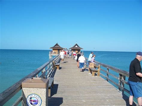 Learn more about Naples Pier