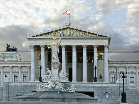 Learn more about Austrian Parliament Building