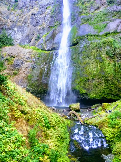 Learn more about Multnomah Falls
