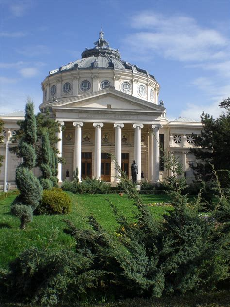 Learn more about Romanian Athenaeum