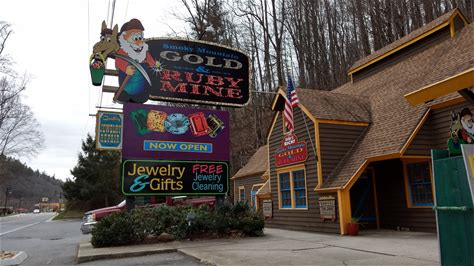 Learn more about Smoky Mountain Gold & Ruby Mine