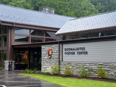 Learn more about Oconaluftee Visitor Center