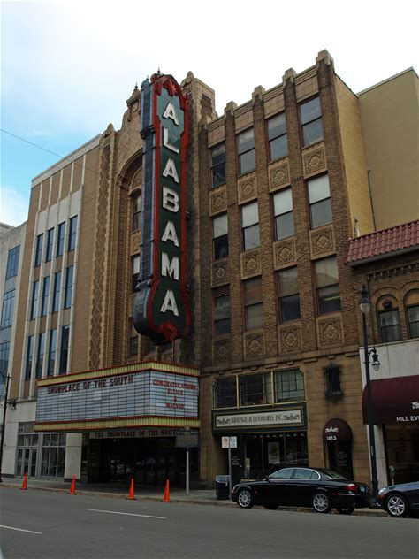 Learn more about Alabama Theatre