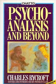 Psychoanalysis and beyond (Tigerstripe Bo…