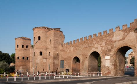 Learn more about Aurelian Walls