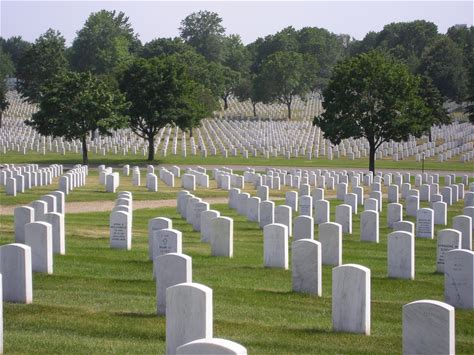 Learn more about Fort Snelling National Cemetery