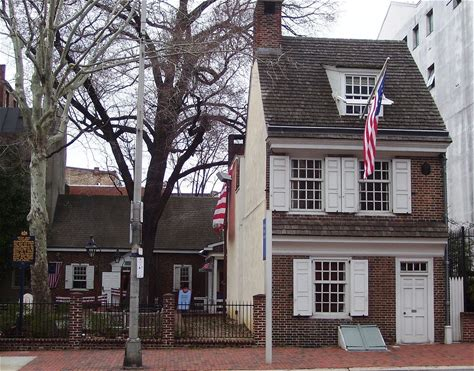 Learn more about Betsy Ross House
