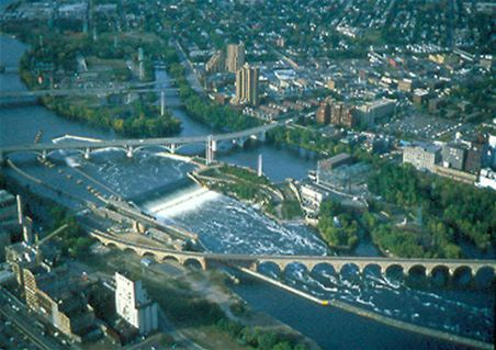 Learn more about Saint Anthony Falls