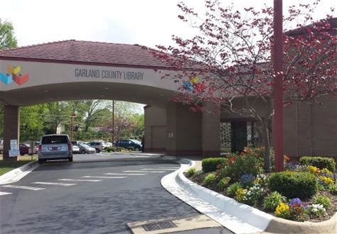 Learn more about Garland County Library