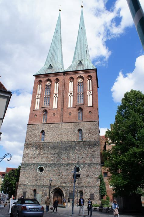 Learn more about St. Nicholas' Church, Berlin