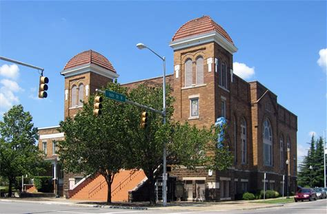 Learn more about 16th Street Baptist Church