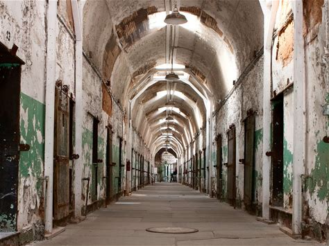 Learn more about Eastern State Penitentiary