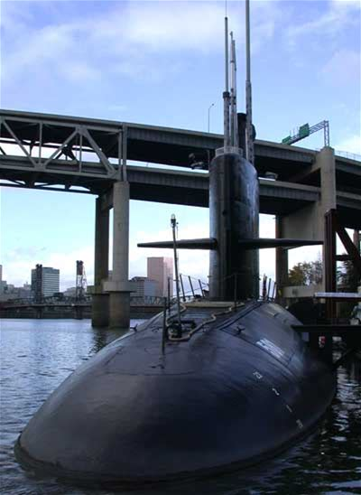 Learn more about USS Blueback (SS-581)