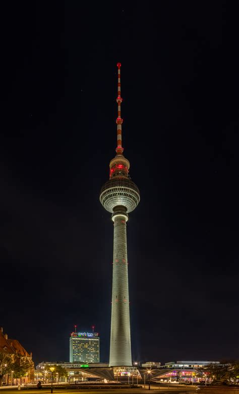 Learn more about Fernsehturm Berlin