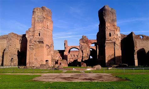 Learn more about Baths of Caracalla