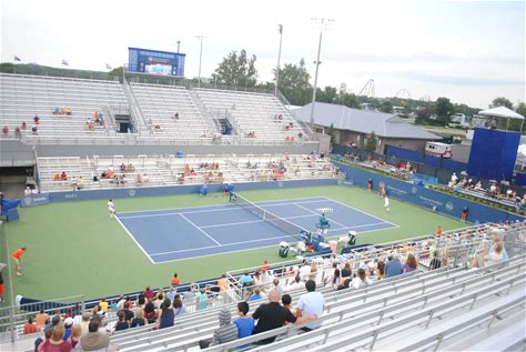 Learn more about Lindner Family Tennis Center