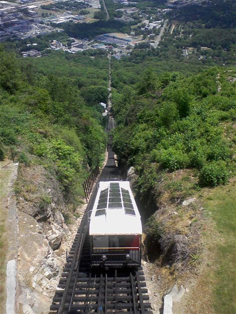 Learn more about Lookout Mountain Incline Railway