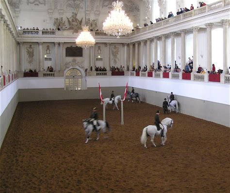 Learn more about Spanish Riding School