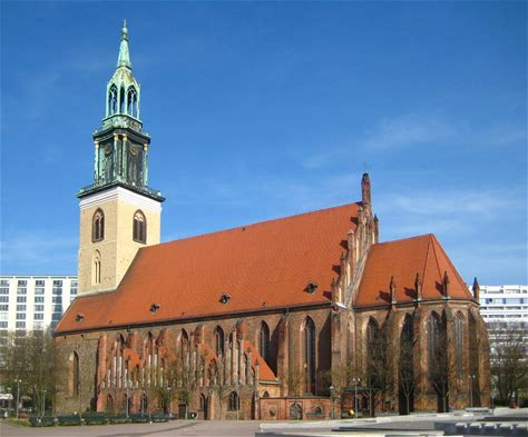 Learn more about St. Mary's Church, Berlin