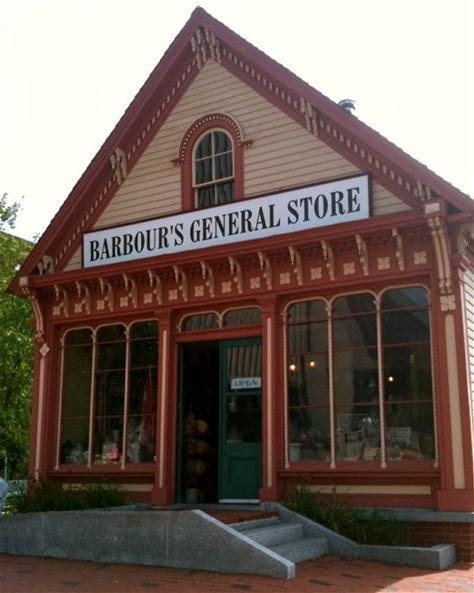 Learn more about Barbour's General Store