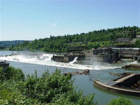 Learn more about Willamette Falls