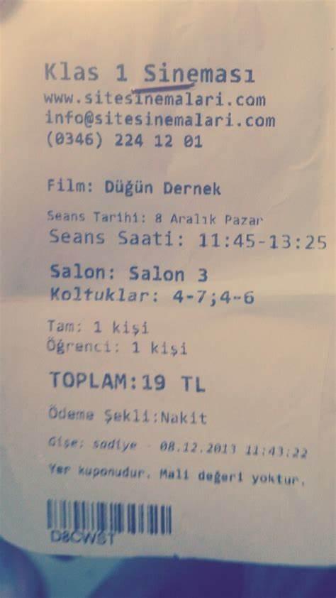 Sinema Klas | Örtülüpınar İnönü Bulvari, 58040 Sivas/Sivas | +90 346 224 23 54