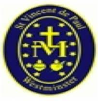 St. Vincent de Paul RC Primary School   Morpeth Terrace, London SW1P 1EP   +44 20 7641 5990