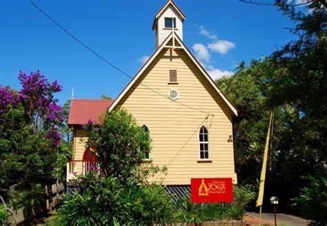 The Yellow Church Yoga & Natural Health Centre | 9 MYOCUM Street, Mullumbimby, New South Wales 2482 | +61 2 6684 3431