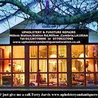 Upholstery Antique & Modern Furniture Restorations | Millom Station Station Road, Millom LA18 5AA | +44 1229 770000