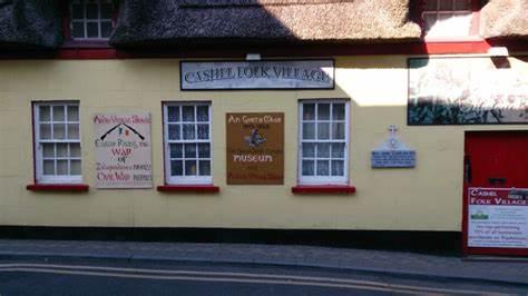 Cashel Folk Village | Moor Ln, Cashel | +353 62 63601
