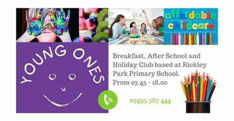 Young Ones Within Rickley Park Primary School | Rickley Lane, Milton Keynes MK3 6EW | +44 7495 587444