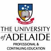 The University Of Adelaide Professional And Continuing Education | Level 9,  115 Grenfell Street  The University of Adelaide, Adelaide, SA 5005 | +61 8 8313 4777