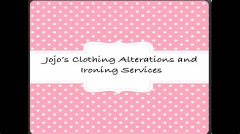 Jojos Clothing Alterations And Ironing Services | Jabiru Place, Ballina, New South Wales 2478 | +61 414 889 739