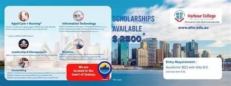 Australian Harbour International College | 114-120 Castlereagh Street, Sydney, New South Wales 2000 | +61 2 9268 0085