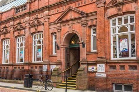 Darlington Library & Community Learning Service | Darlington Library Crown Street, Darlington DL1 1ND | +44 1325 462034