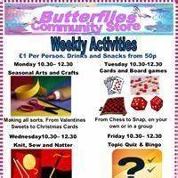 Butterflies Community Store | 42 Rumbridge Street, Southampton SO40 9DS | +44 23 8178 1740