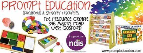 Prompt Education - Educational & Disability Resources | 2A 346 MANNS Road, West Gosford, New South Wales 2250 | +61 415 945 422