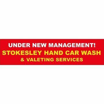 Stokesley Hand Car Wash And Valeting Centre   Unit 1, Stokesley Business Center, Station Road, Stokesley TS9 7AB   +44 7525 806109