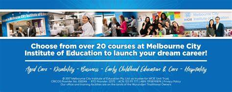 Melbourne City Institute Of Education | Level 5, 250 Collins Street, Melbourne, Victoria 3000 | 1300 737 004