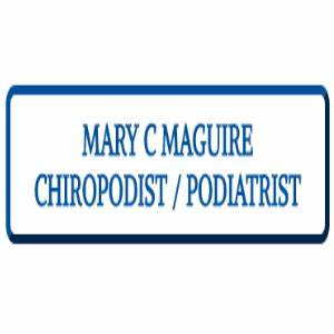 Maguire. C. Mary Chiropodist   Medical Centre 54 Main Street, Swords   +353 1 840 9999