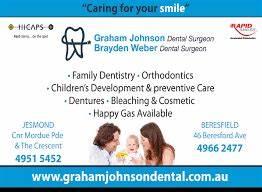 Graham Johnson Dental | 39 Mordue Pde, Jesmond, New South Wales 2299 | +61 2 4951 5517