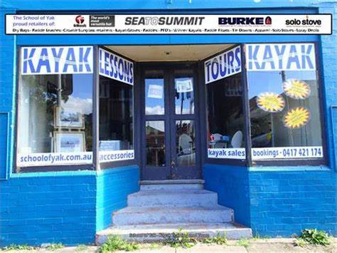 The School Of Yak - Kayak Training And Tours | 61 Maud Street, Newcastle, New South Wales 2304 | +61 417 421 174