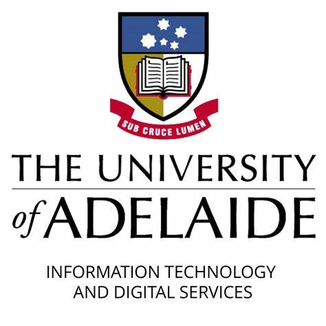 Information Technology And Digital Services - The University Of Adelaide | North Terrace, Adelaide, South Australia 5005 | +61 8 83133000