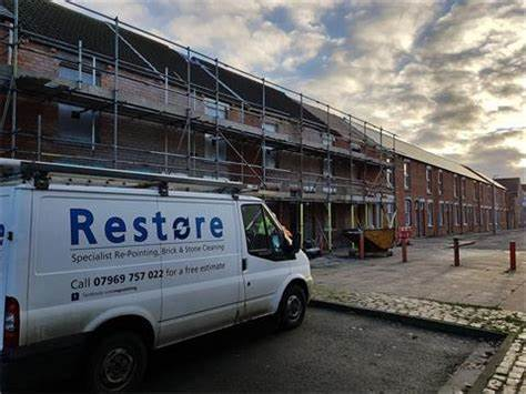 Restore Specialist Repointing And Stone cleaning Services | 62 Irvin Avenue, Saltburn TS12 1QJ | +44 7969 757022