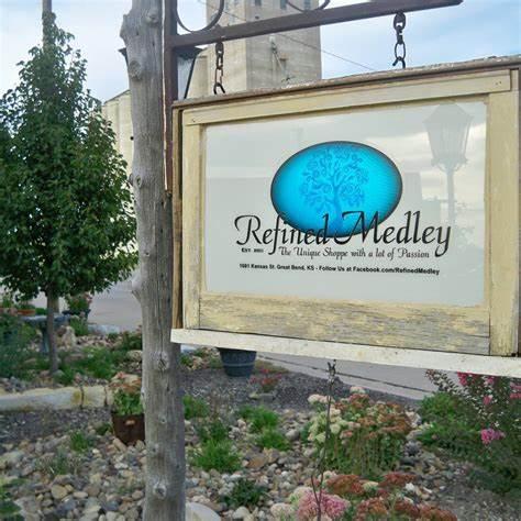 Refined Medley | 1601 Kansas Ave, Great Bend, KS, 67530 | +1 (620) 786-5218